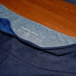 Outdoor Voices Pants - Outdoor Voices 7/8 Spring Leggings